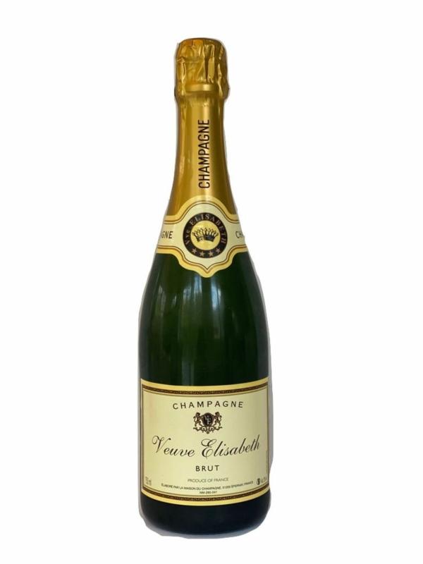 Veuve Elisabeth champagne 75cl