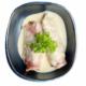 Witloof met ham en kaassaus